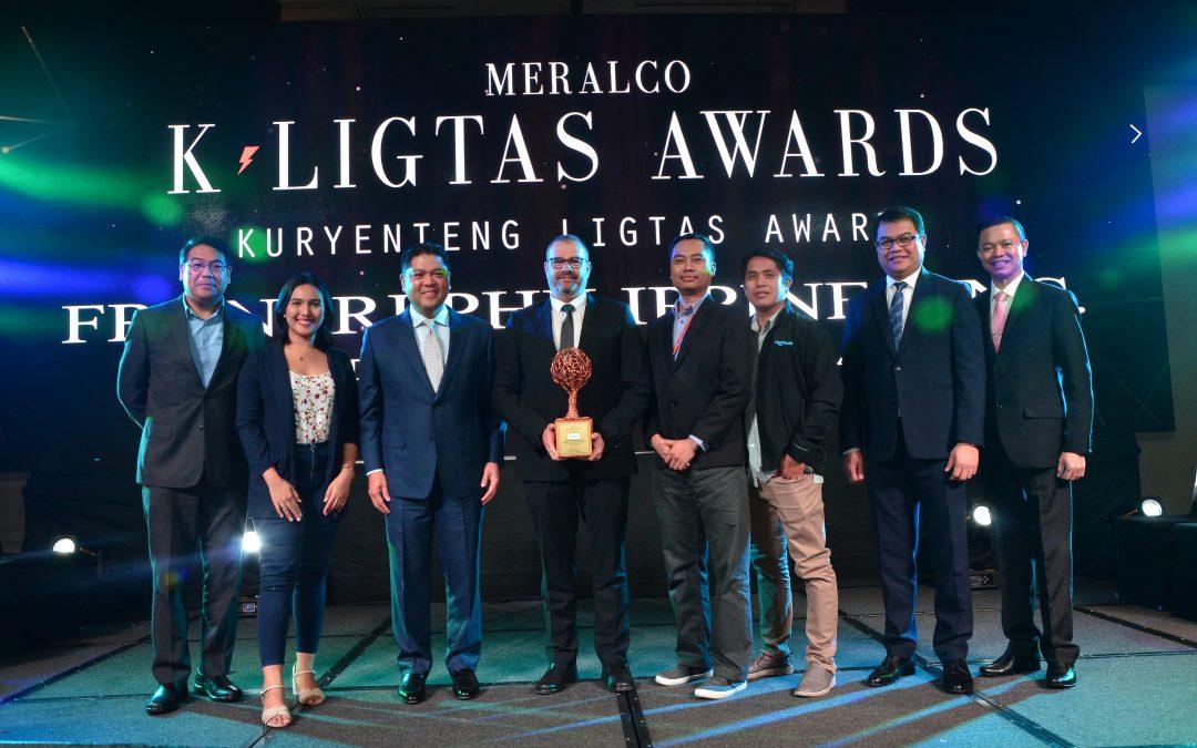 FRONERI PHILIPPINES, INC., Large Industrial Company Awardee
